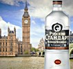 #2 largest vodka brand in the UK